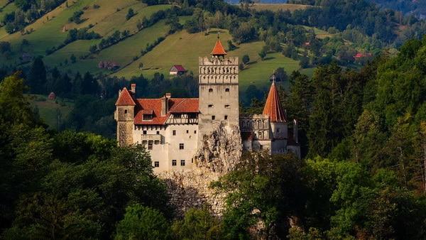 Transylvania Tour Bran Castle