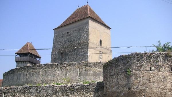 transylvania tour calnic