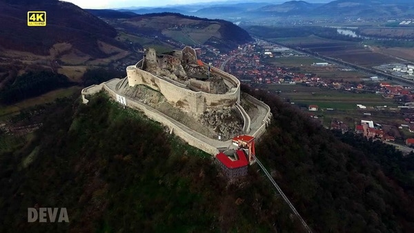 transylvania tour deva