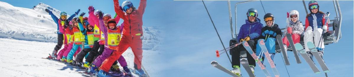 Tabara de schi organizata de Tabere Toby